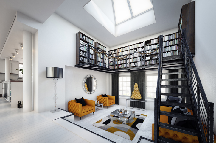 loft in home